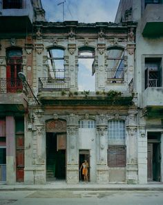 Cuba, Michael Eastman