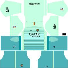 Barcelona Third Kit, Barcelona Football Kit, Barcelona 2016, Barcelona Soccer, Soccer Kits, Football Kits, Liga Soccer, Soccer Logo, Soccer League