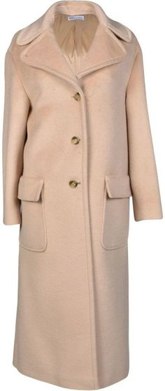 RED Valentino Donna Long Coat