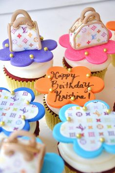 All Occasion Cupcake Gallery | The Cake Mamas Bakery | Glendora, CA