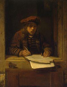 Samuel van Hoogstraten (schilder) - Wikipedia