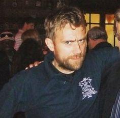 When ur really grumpy today Gorillaz, Graham Coxon, All Bran, Damon Albarn, Charlie Video, Weezer, Jamie Hewlett, Liam Gallagher, Blur Photo