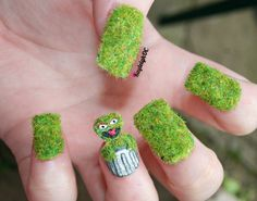 Outrageous Pop-Culture Nail Art Is Cosplay For Your Fingers   The Mary Sue