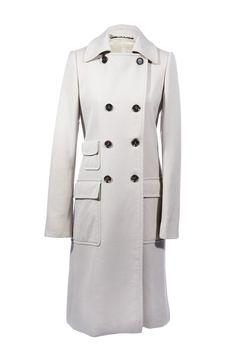 #Gucci | Exklusiver Herbst-#Trenchcoat, Gr.S | Gucci Coat | mymint-shop.com | Ihr Online #Shop für #Secondhand / Vintage #Designerkleidung & Accessoires bis zu -90% vom Neupreis das ganze Jahr #mymint