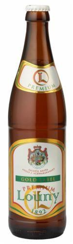 Pivovar Louny - Louny Gold Label 5,1% pullo