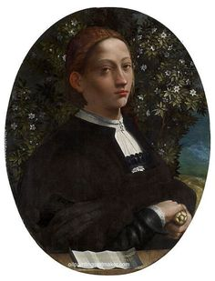Dosso Dossi Portrait of a Youth, probably Lucrezia Borgia - Dosso Dossi, painting Authorized official website