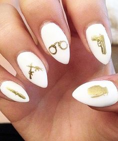 The newest nail trend is SO easy and beautiful