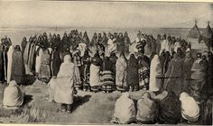 The Ghost Dance Circle 1921 Book Plate