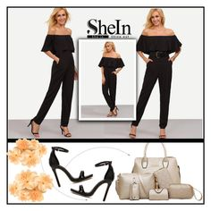 """""""SheIn III-5"""" by melisa-hasic ❤ liked on Polyvore"""