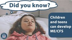 Chronic Fatigue Syndrome, Young People, Did You Know, Parents, Teen, Children, Dads, Young Children, Boys