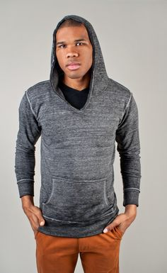 This is one of my favorite products on Kembrel: Threads 4 Thought - Triblend V-Neck Hoodie. Check it out and get 20% off for the next 48 hours. #myKembrelStyle