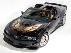 Hurst Pontiac Trans Am Concept