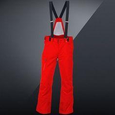 Spyder Dare Tailored Fit Pant Herren Skihose volcano #spyder #skibekleidung #outlet #sporthausmarquardt
