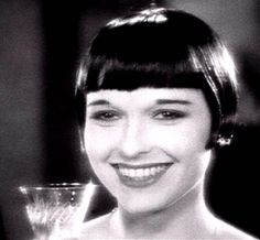 Louise Brooks and her million dollar smile