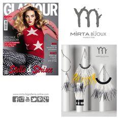 Mirta Bijoux ® visto in Glamour  Marzo 2016
