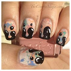 Dripping Nails- I love it but despise it