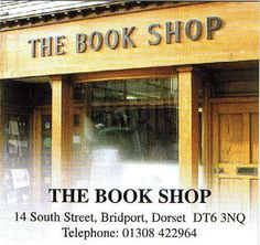 The Book Shop being a cafe? lol maybe, lol it would confuse people