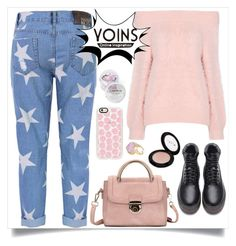"""""""Yoins (73)"""" by itsybitsy62 ❤ liked on Polyvore featuring Stila, Casetify, In Your Dreams, yoins, yoinscollection and loveyoins"""