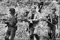 """In 1986, the cover-up of the Iran–Contra affair scandal began to unravel when Eugene Hasenfus was captured by Nicaraguan troops after the plane in which he was flying was shot down. Hasenfus had been shipping military supplies into Nicaragua for use by the Contras, an anti-Sandinista force that had been created & supported by the U.S. in violation of congressional action stopping the funding, & run by the CIA.""…"
