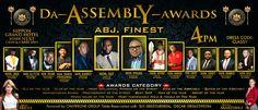 (3M360) MUSIC MOVIES MEDIA: ASSEMBLY AWARDS ABUJA (oct 1st)