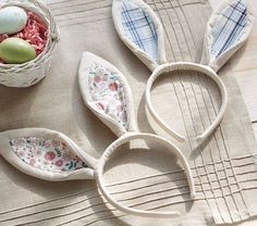 love these bunny ears from Potterybarnkids.com $12