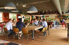 Mooie bar en mooi kleur plafond  Driessen HRM - Helmond