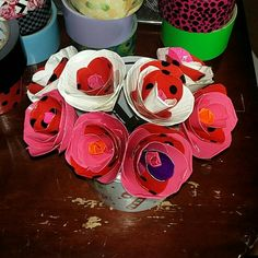 With light pink and white petals :) Made with duct tape brand. Writes in black ink pens. Very lovely gifts and desktop decorations. Duct Tape Rose, Very Lovely, Beautiful Roses, Pens, Polka Dot, Desktop, Decorations, Autumn, My Favorite Things