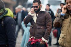 Comment porter du cuir en hiver ? | BONNEGUEULE