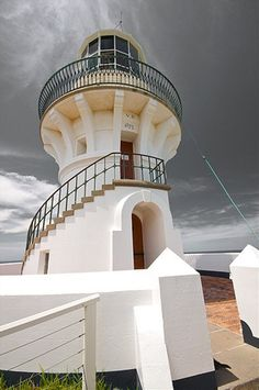Sugarloaf Point Lighthouse - Seal Rocks NSW