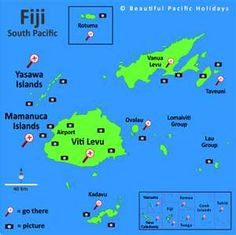 Location of fiji islands fiji islands map fiji map our world detailed map of fiji islands in the south pacific islands with interactive picture maps showing hotel locations island scenery towns beach views and gumiabroncs Gallery