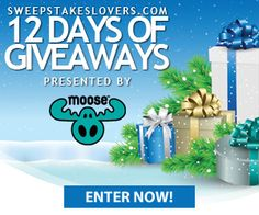To celebrate the holiday season, we are giving away a prize a day for 12 days. Join us every day starting on December 7 for your chance to win daily gifts from Moose Toys!