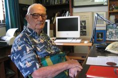Arthur C. Clarke: Science fiction writers are accidental prophets