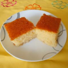 Cornbread, Vanilla Cake, Cheesecake, Deserts, Sweets, Ethnic Recipes, Greece, Food, Millet Bread