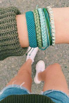 Green | Pura Vida Bracelets