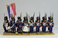 Andrew Taylor's fantastic French Old Guard Grenadiers.