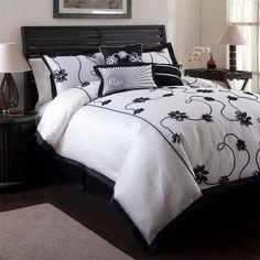 7 Piece Fiori Comforter Set
