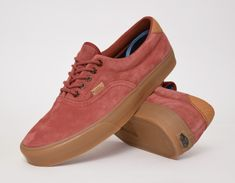 #Vans Era 59 CA Gum Red Ochre #sneakers