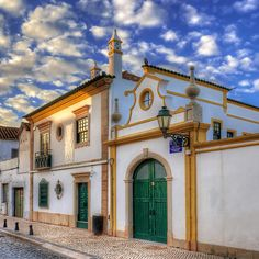 Streets Of Faro, Algarve