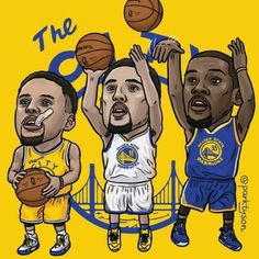 4f182e41de68 The Splash Brothers weren t enough for the Golden State Warriors with Steph  Curry and Klay Thompson  they re now a Splash Family with the addition of  Kevin ...
