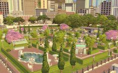 Parque The Sims 4 - Vida na Cidade - Download