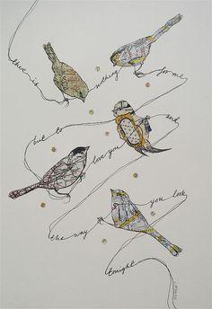 love commission by julia mckenzie art, via Flickr