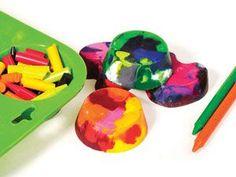 Crayons de cire maison | Activités et loisirs des enfants | Yoopa.ca