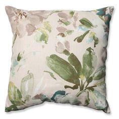 Pillow Perfect Paint Palette Mist Throw Pillow - Overstock™ Shopping - Great Deals on Pillow Perfect Throw Pillows