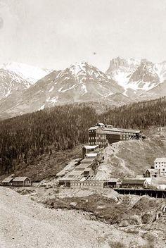 Bonanza Copper Mine, Alaska 1900-20.