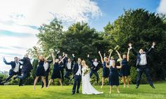 Wedding group photography Jumping photo of wedding party Lytham St Annes, Lancashire Group Photography, Photography Ideas, Portrait Photography, Wedding Photography, St Anne, Love Images, Make Me Smile, Real Life, Dolores Park