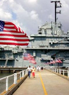 The USS Yorktown at Patriots Point Charleston, SC is the Flagship of the Naval and Maritime Museum opened to the public in January 1976 and the Yorktown Served as the first ship of the Naval & Maritime Museum. It was not long before Patriots Point added several Historic Landmark ships making it one of the largest museums of this kind in the world. Visit Patriots Point Naval & Maritime Museum to explore the various ships and museums that make this South Carolina Museum a favorite local…