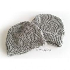 Alpaca Hats Glacier Express knitting pattern