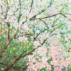 Akril festmény, mely vakrámára feszített vászonra készült. Impresszionista stílusú alkotás . A festmény keret nélkül rendelhető meg, akár egyből a falra akasztható. Az aláírás a festmény sarkán, illetve a hátulján található. Landscapes, Plants, Paisajes, Scenery, Planters, Plant, Planting