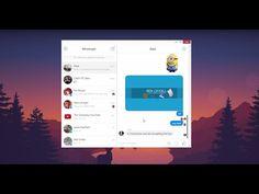 Ο Facebook Messenger στο desktop