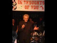 Billy Fury's brother Albie Wycherley sings 'Suspicion'